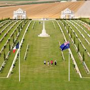 De la Somme à l'Indo-Pacifique, cent ans d'amitié franco-australienne