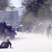 Afghanistan : deux attentats meurtriers frappent le coeur de Kaboul