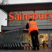 Sainsbury's et Asda créent un géant de la grande distribution