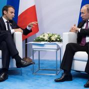 Nucléaire iranien : Macron plaide auprès de Poutine pour un nouvel accord