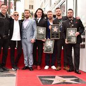 Les 'NSync se réunissent pour inaugurer leur étoile sur le Walk of Fame
