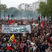 1er mai: la manifestation parisienne empêchée par des casseurs