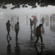 Inde : au moins 140 morts à cause des tempêtes de sable et des orages