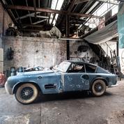 Jaguar XK 140 Michelotti, vendue sept fois l'estimation initiale