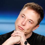 Elon Musk perd son calme face aux analystes financiers