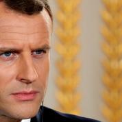 Macron s'alarme de «la banalisation de la violence politique»