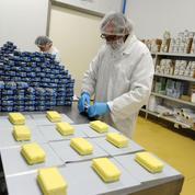 Les prix du beurre flambent mais sans risque de pénurie