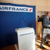 Le PDG d'Air France-KLM démissionne