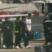 Neymar a joué au chat et à la souris pour son retour à Paris