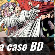 La case BD :Transmetropolitan ou la guerre à la décadence du futur