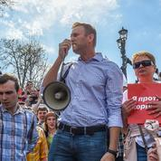 Russie : l'opposition brutalisée par le pouvoir