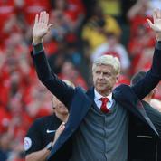 Le dernier hommage vibrant de l'Emirates Stadium à Wenger