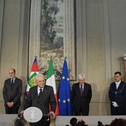 L'Italie dans l'impasse pour former un gouvernement