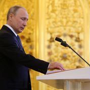 Vladimir Poutine a prêté serment pour son quatrième mandat