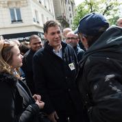 Le PS coincé entre Mélenchon et Macron