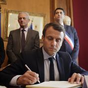 De quelle littérature Macron est-il le héros ?