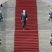 Poutine promet la rupture sans toucher au gouvernement