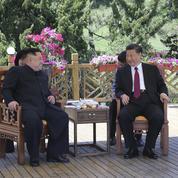 Kim Jong-un et Xi Jinping affichent leur entente retrouvée