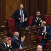 Arménie: l'opposant Pachinian au pouvoir