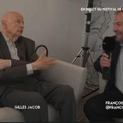 24 heures Croisette jour 2: pour Gilles Jacob, les nouvelles règles du Festival de Cannes sont une erreur