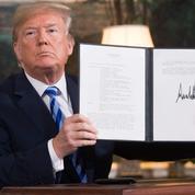 Nucléaire iranien : six questions après la décision de Trump