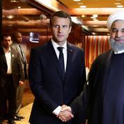 Nucléaire iranien : Paris à la manœuvre pour tenter de sauver l'accord