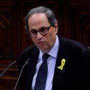 Carles Puigdemont propose Quim Torra à la présidence de la Catalogne