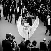 La photo du jour 4 à Cannes: un ange passe sur la Croisette