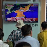 L'essai nucléaire nord-coréen a soulevé une montagne