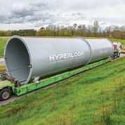 Hyperloop TT assemble ses prototypes de train supersonique en France