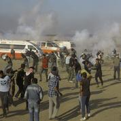 Après un lundi sanglant, nouvelle journée à hauts risques à Gaza