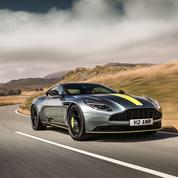 Aston Martin DB11 AMR : le V12 en première ligne
