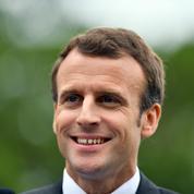 «Emmanuel Macron ou la politique de la main tendue»