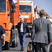 Crimée: le pont qui entérine l'annexion