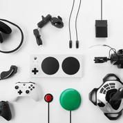 Microsoft dévoile une manette de jeux vidéo dédiée aux personnes handicapées