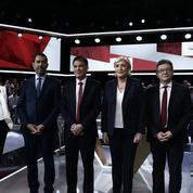 L'Émission politique : les cinq chefs de parti font la fête à Macron