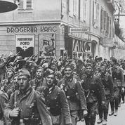 Et l'amour aussi a besoin de repos :un grand roman sur la Yougoslavie occupée par les nazis