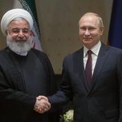 La Russie accueille à point nommé l'Iran dans son union économique eurasienne