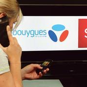 SFR et Bouygues Telecom profitent des faiblesses de Free