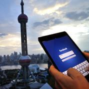Malgré son interdiction, la Chine est le deuxième client de Facebook