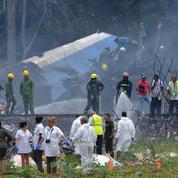 Cuba : plus de 100 morts dans un accident d'avion