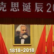 En Chine, un show télévisé met Karl Marx à l'honneur