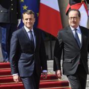 «La langue de Macron est beaucoup plus proche d'Hollande qu'on ne pourrait le croire»