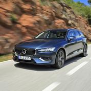 Volvo V60, le grand break s'impose en milieu de gamme