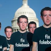 Suivez à 18h15 sur lefigaro.fr l'audition de Mark Zuckerberg au Parlement européen
