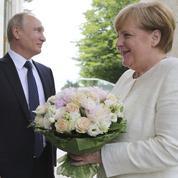 L'enjeu énergétique pèse sur la politique russe de Merkel