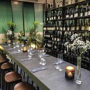 Terra, chic steak house du Marais