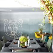 L'Ours, cuisine chic des bois à Vincennes