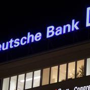 Deutsche Bank devrait supprimer 10.000 emplois