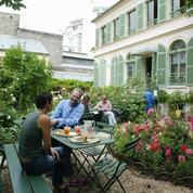 4 cafés dans la verdure des musées à Paris